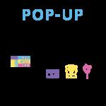 Tienda Pop Up vectorial